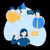 networking-illustration